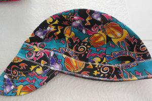 textile accessory design hat style pattern
