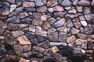 texture pattern rough masonry stones surface rocks exterior stonewall solid