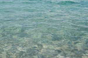 texture under blue underwater depth transparent pattern surface coral fish