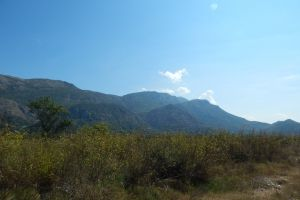 tourism bay landscape summer nature kotor architecture montenegro sea sky