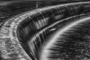 waterfall attraction atmospheric waters schleiãÿheim water running water power mood long exposure water