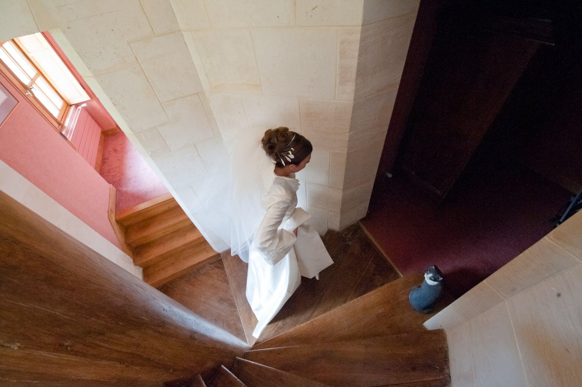 wedding dress bride wedding
