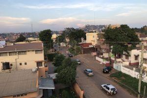 africa kampala uganda street