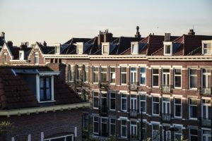 amsterdam dutch street summer netherlands historic holland sundown classic facade