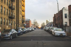 architecture cars road car new york city battle vehicle offense street people