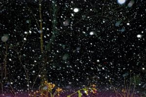 background dark galaxy dew droplets rain blur astronomy splash snowflakes