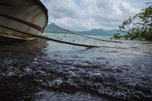 breakwater #outdoorchallenge landscape wave outdoor boat waves