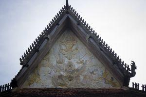 buddhism buddha city luang unesco religion building palace sky golden