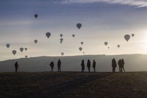 cappadocia people love valley hot air balloons valley