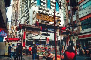 china town #mobilechallenge city #outdoorchallenge street