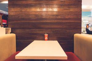 clean inside indoors cup interior design wooden seats drink interior
