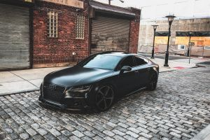 cobblestone vehicle audi pavement road car transportation system street automobile