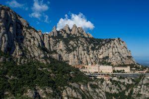 daylight hill mountain nature mountain peak scenic rocks idyllic architecture stones