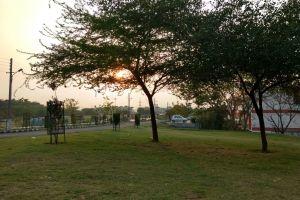 evening sun sunset nature photography