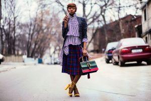 female model trees wear feminine female road fashion woman fashion model lady