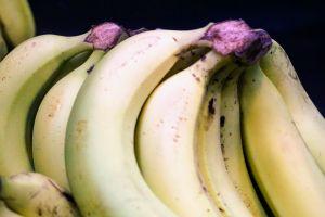 fruit banana yellow
