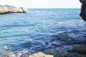 green sea italy desktop wallpaper sunny day blue desktop backgrounds blue sea sky sea rocks