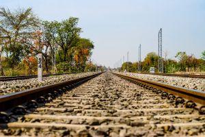 green stones railtrack milestone