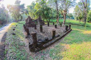 heritage exotic satchanalai unesco buddhism historical sri elephant building stupa