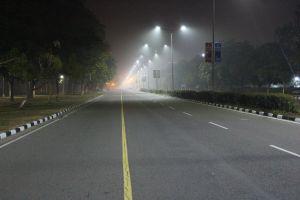 hrwndr city chandigarh night road