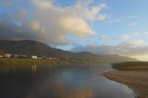 lagoon kleinmond mountain