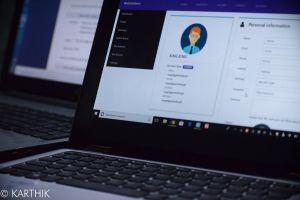 laptop coding designer web design programmer website