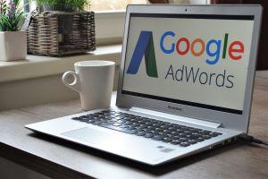 laptop coffee digital marketing search engine advertising advertising home office adwords online marketing lenovo work
