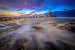 long exposure landscape sea seascape