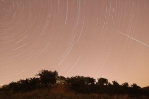 magic sky night stars