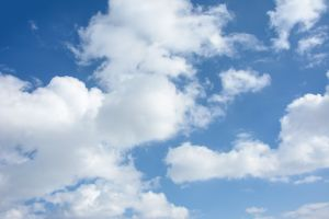 meteorology cloud flying blue cumulus landscape sunny climate earth atmosphere nature