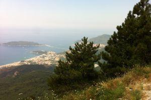 montenegro beach adriatic budva