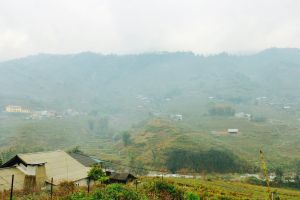 mountain homestay sapa country house