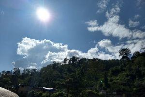 nature cloud sun sky