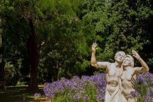 nature statue nature park