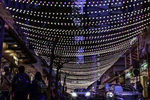night street night lights