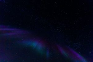 northern lights surreal nightscape astronomy dark night stars space aurora borealis outdoorchallenge