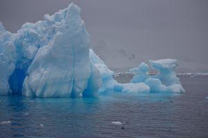 ocean iceburg antarctic antarctica ice