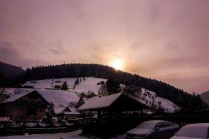 outdoorchallenge sunshine mobilechallenge mountain winter