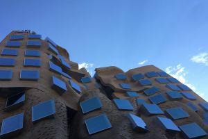paper bag modern architecture school frank gehry architecture architectural design university