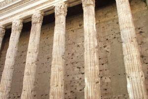 pillars rome architecture columns