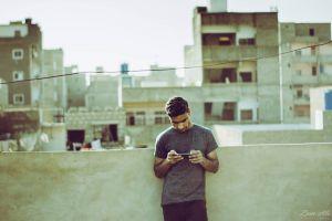 portrait man pakistan zaktech90 streetphotography d5300 zainali mobile wear nikon
