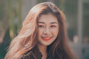 pretty beauty beautiful girl portrait cute smiling woman