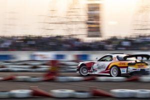 racing car drift car drifting speed race race track