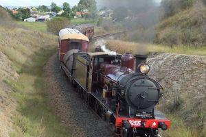 railway heritage steam trains steampower steamfest
