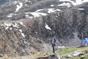rock rocky mountain nature