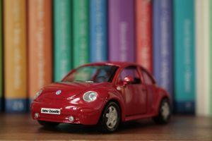 shelf car baby toy books red children toys