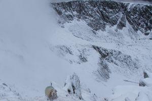 snowdonia mountain snow winter