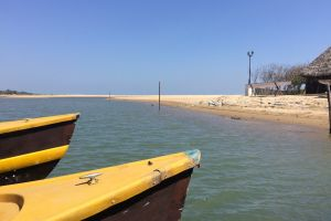 soyeb boat beach empty blue sky #mobilechallenge sand beach india mobilechallenge blue water