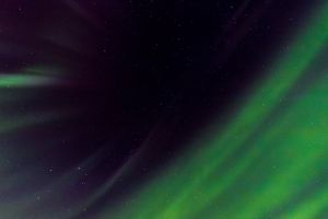 stars nightscape dark atmosphere northern lights astronomy outdoorchallenge aurora borealis surreal space