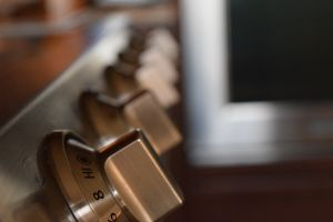 stove kitchen appliance knobs kitchen
